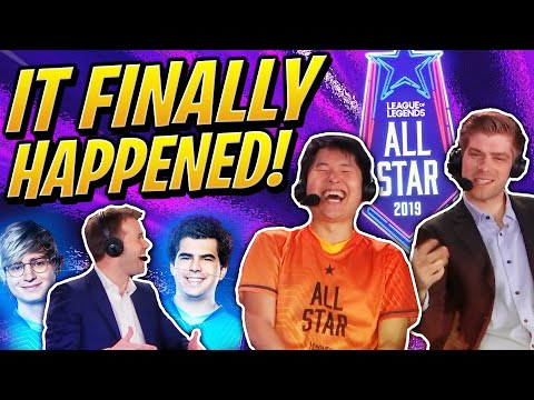 IT FINALLY HAPPENED! Toast Casts TFT All Star 2019 | Teamfight Tactcics League of Legends Auto Chess