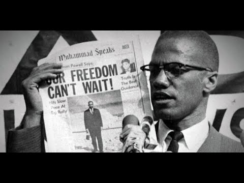 Malcolm X on How The State, Revisionists and Liberals Destroy People's Rebellion