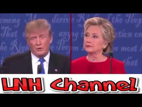 Chim trắng mồ côi phiên bản 2 ứng cử viên tổng thống Mỹ