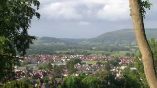 Denbigh Town - North Wales