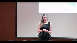 Kathryn Kingsmore competes in 3-minute thesis competition!