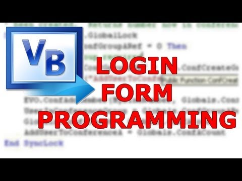 [Tutorial] Simple Login Form – VB.net / Visual Basic Programming
