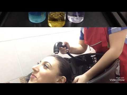 Tradycyjne przepisy z części maski do włosów