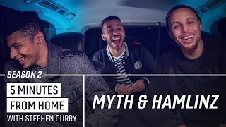 ESPORTS vs THE NBA – Myth & Hamlinz Break It Down with Stephen Curry | 5 Minutes from Home