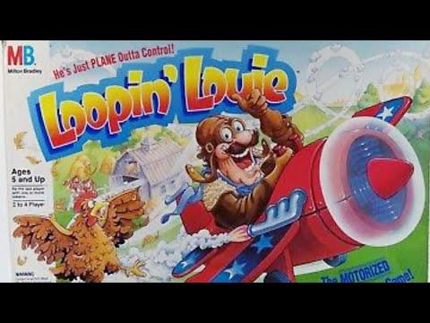 Loopin Louie Review