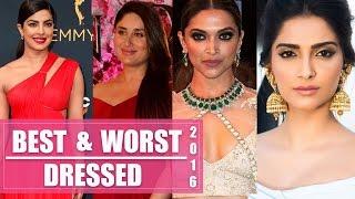 Kareena, Priyanka, Deepika, Sonam: The best and worst dressed of 2016!