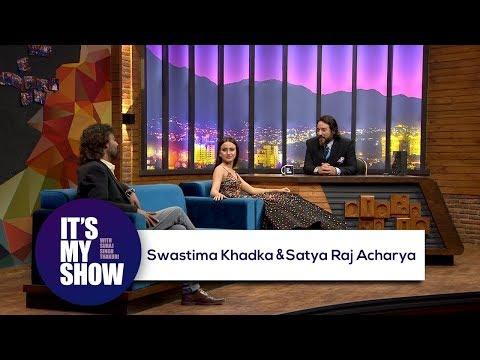 Nischal Basnet & Dharmendra Sewang   It's my show with Suraj Singh Thakuri   30 December 2017