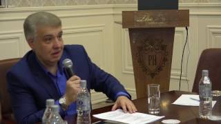 """Igor Shestakov: Открытие конференции """"Новые форматы противодействия религиозному экстремизму. ы"""""""