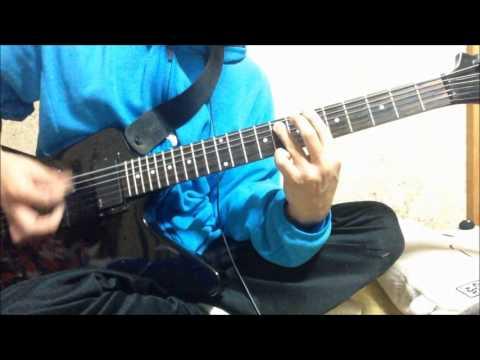 American Gigolo/WEEZER (Guitar Cover)
