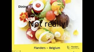 Discover the hidden treasures of Flanders, Belgium