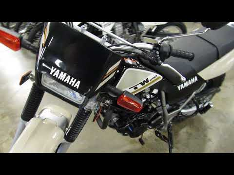 2018 Yamaha TW200 in Romney, West Virginia