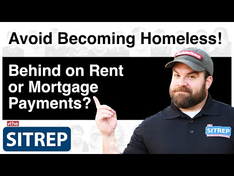 Behind on Rent or Mortgage Payments? by #theSITREP