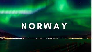 India to Norway - Northern Lights - Tromso / Lofoten