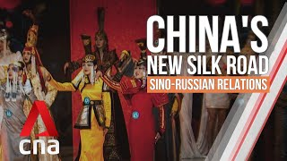 Video : China : The BRI : the new Silk Road : the China - Russia corridor