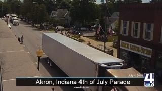 Akron, Indiana 4th of July Parade