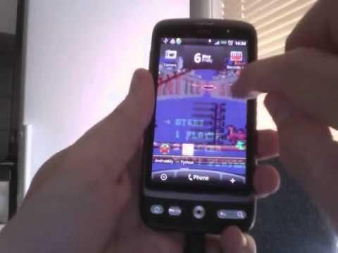 Video of C64 Rush