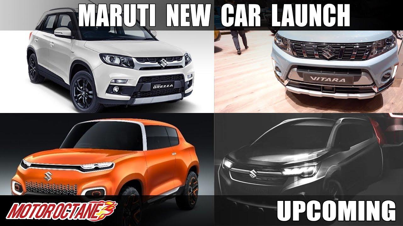 Motoroctane Youtube Video - 5 Maruti Upcoming SUVs In India | Hindi | Motoroctane