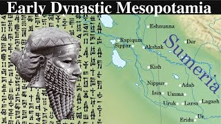 Early Dynastic Mesopotamia (Excellent Presentation)