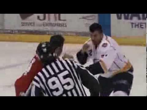 Philippe Pepin vs. Cody Doucette