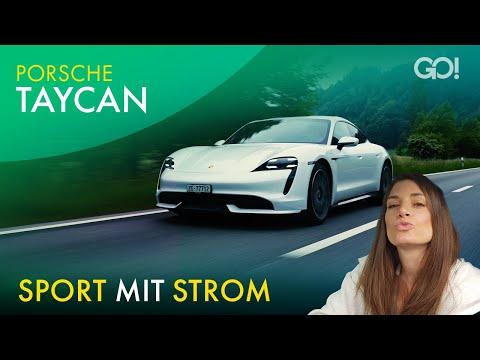 Stiller Sportler - Porsche Taycan (2020)