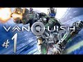 Vanquish Parte 1: Sam Gideon Pc Playthrough