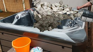 How Much Does It REALLY Cost To Run A Hot Tub?