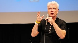 David Byrne Q&A | Stop Making Sense (Full)