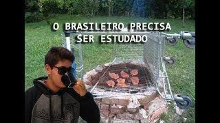 O BRASILEIRO PRECISA SER ESTUDADO PELA NASA