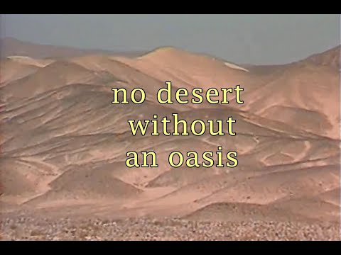 Feeling as if you are alone in the desert?