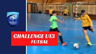 Challenge U13 Futsal