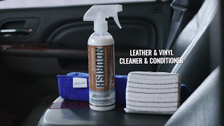 NANOSKIN NOURISH Leather & Vinyl Cleaner/Conditioner