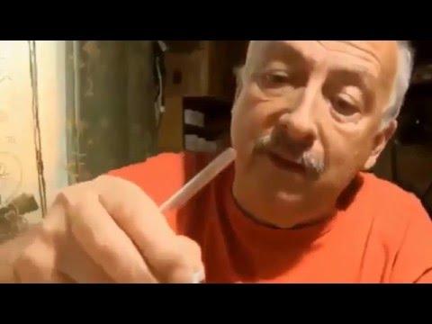 Дяденька  нюхнул хлороформ .