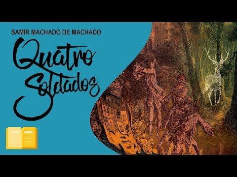 RESENHA | Quatro Soldados, de Samir Machado de Machado