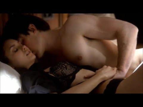 Damon and Elena ALL Sex Scenes together 4x07 4x08
