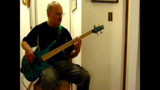 Someday Someway: Bass Cover.