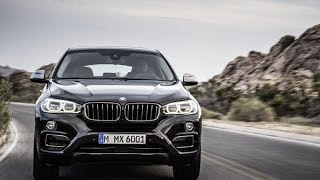 BMW X6 NEW 2015 | DRIVING