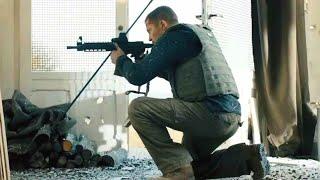 退役特种兵为保护证人安全,一人对抗警察和杀手的追击,硬汉动作片