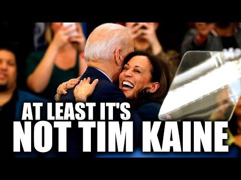 BREAKING: Joe Biden Announces Kamala Harris as Running Mate