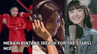 Meraih Bintang ( Reach For The Stars ) Mix The Official Asian Games 2018 Theme Song