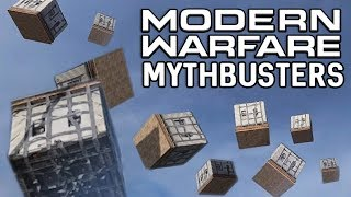 Raining Care Packages - Call Of Duty Modern Warfare Mythbusters Vol.8