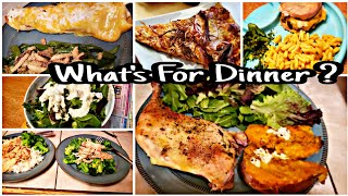 What's For Dinner ? { A full week of large family dinners on a budget}