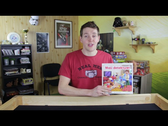 Gry planszowe uWookiego - YouTube - embed Vl6NIcp11yc