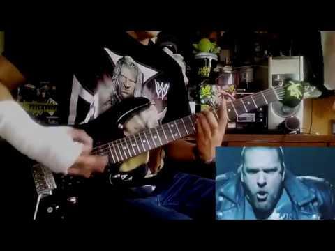 Motorhead - THE GAME - Guitar 2 - (Guitar Cover) - смотреть
