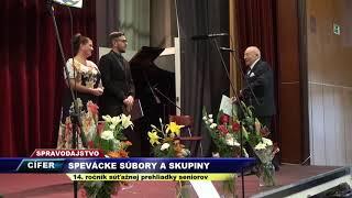 Vega Tv - Spevácke zbory a skupiny v Cíferi