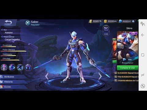 Mobile Legend Hack Send Epic skin