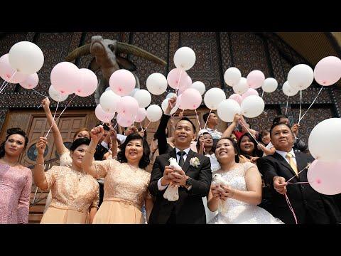 ANRY & STEPHANIE | 03082019 WEDDING HIGHLIGHT
