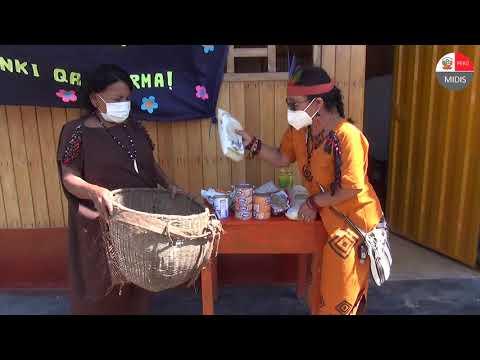 Qali Warma entrega 425 toneladas de alimentos para comunidades nativas del VRAEM