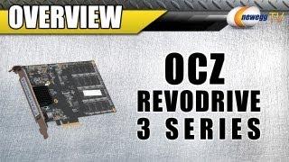 Newegg TV: OCZ RevoDrive 3 series 240GB PCI-Express Internal Solid State Drive SSD Overview