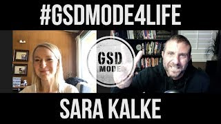 Edmonton Realtor Does 105+ Transactions A Year As A Sole Agent! : GSD Mode Interview w/ Sara Kalke