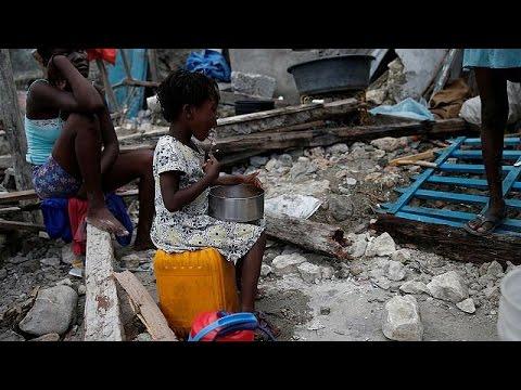Αϊτή: Για περισσότερη βοήθεια από τον ΟΗΕ δεσμεύθηκε ο Μπαν Κι Μουν